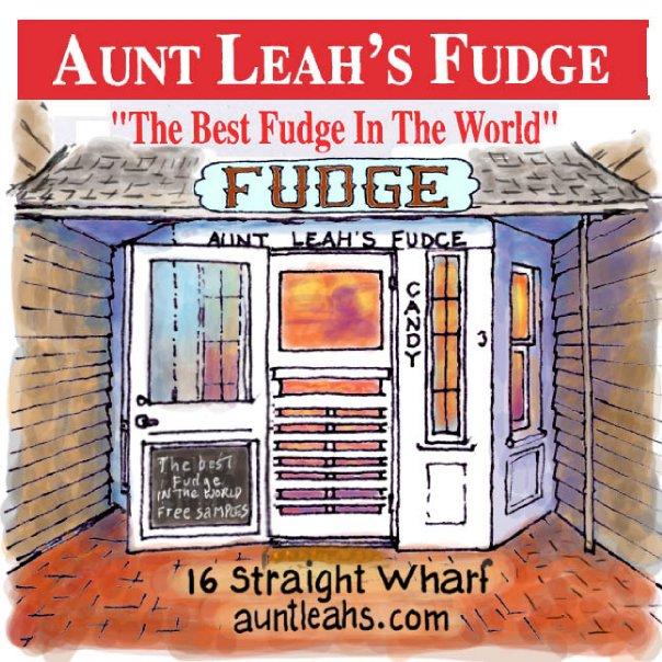 Aunt Leah's Fudge