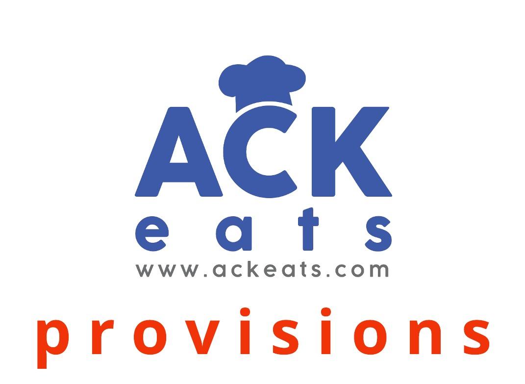 cheaper de727 17ebc ACK Eats Provisions