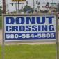 Donut Crossing Broken Bow
