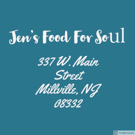 Jen's Food for Soul