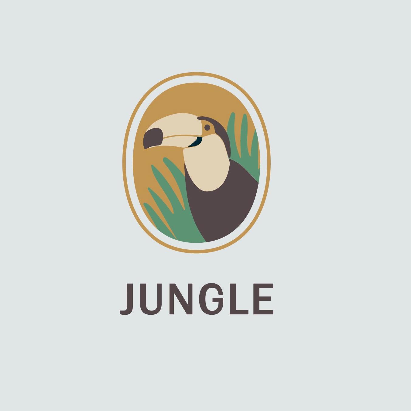 Jungle Tiki/Burger