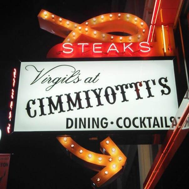 Virgil's at CIMMIYOTTI'S