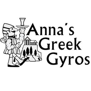 Anna's Greek Gyros