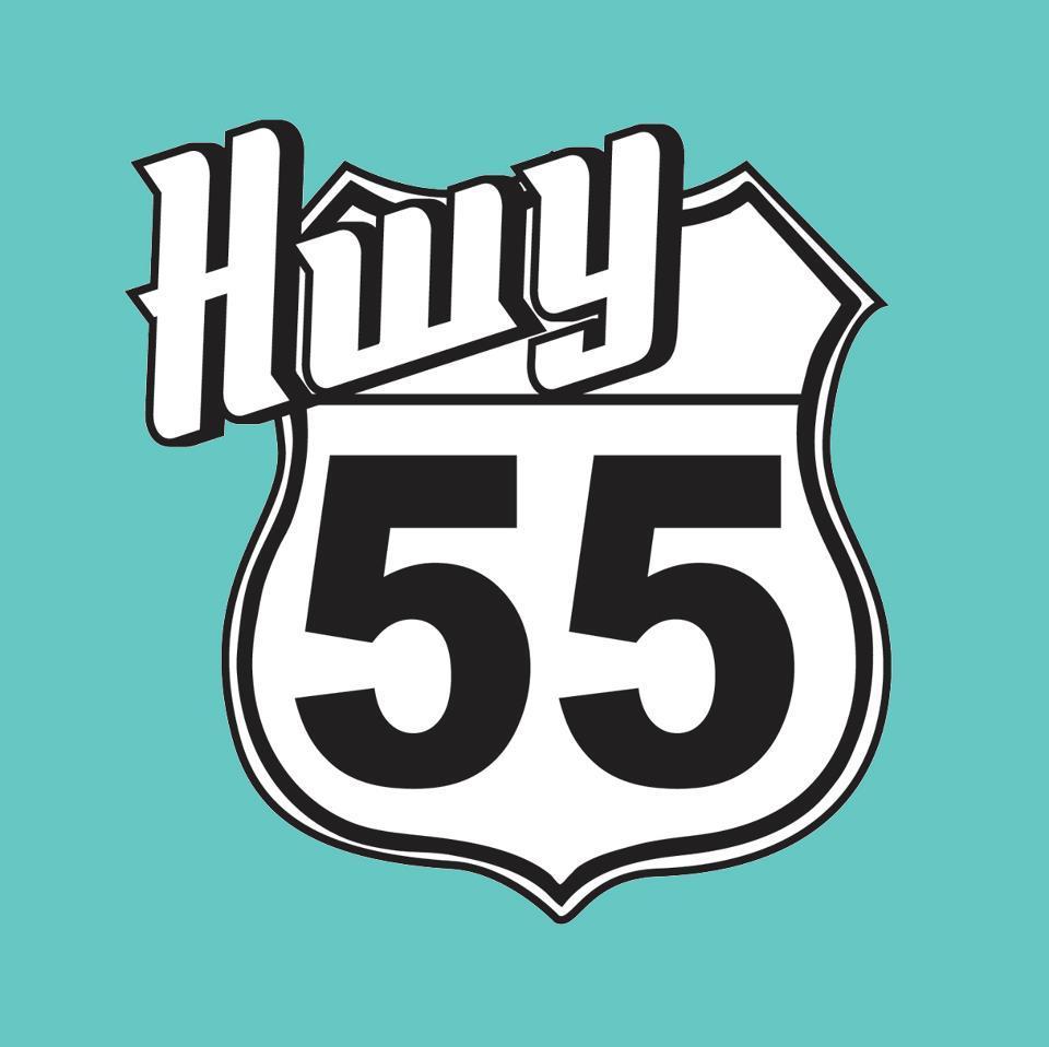 Hwy 55