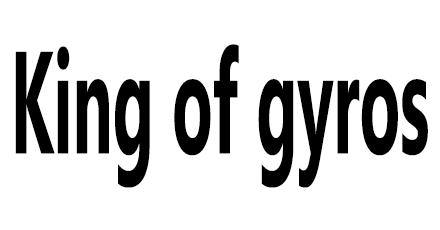 King of Gyros