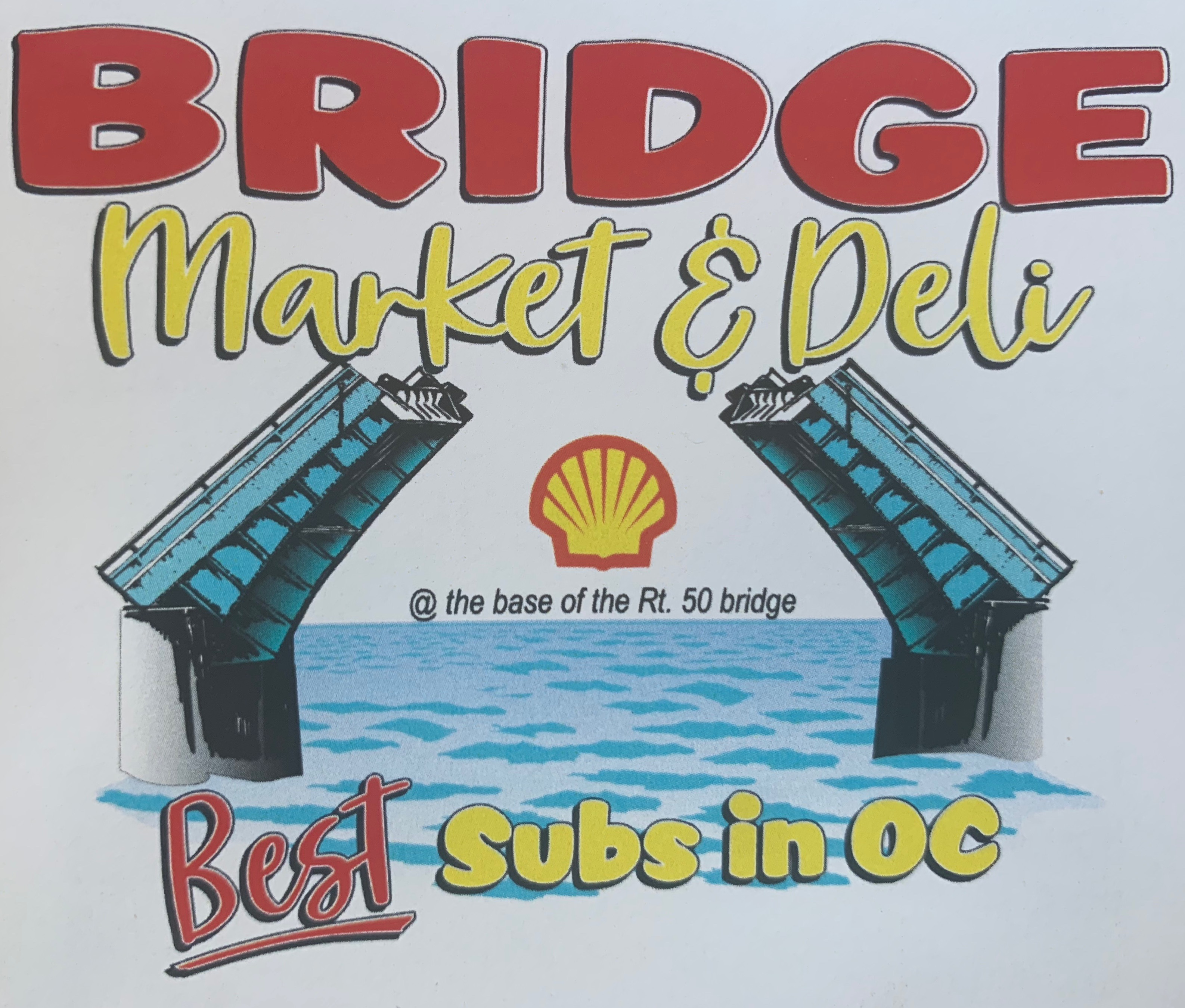 !!!NEW!!! BRIDGE MARKET & DELI !!!NEW!!!