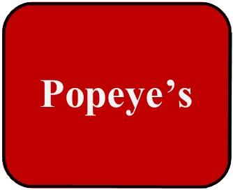 POPEYE'S FAIRFAX