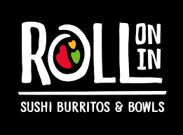 Roll On In Sushi Burritos