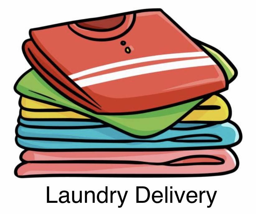 Laundry Pick Up & Delivery (Mr Bubbles)