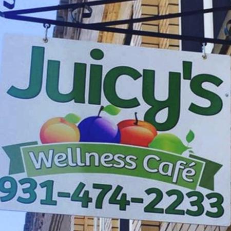 Juicy's Wellness Cafe - Murfreesboro