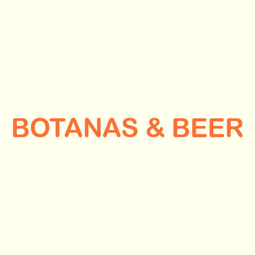 Botanas and Beer