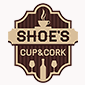 Shoe's Cup and Cork