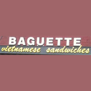 Baguette Vietnamese Sandwiches