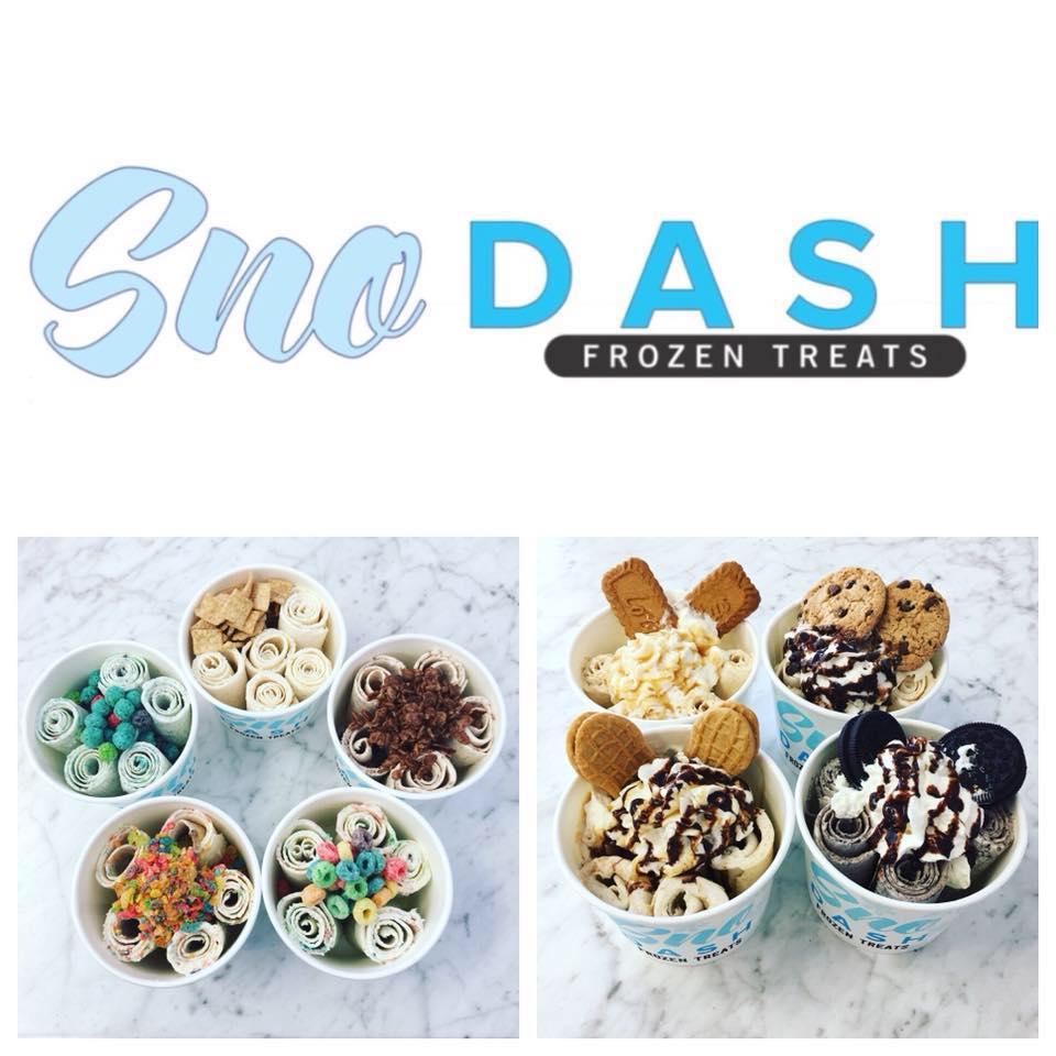 Sno-Dash