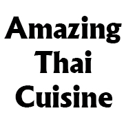 Amazing Thai Cuisine