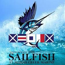 The Sailfish At Marsh Creek Marine