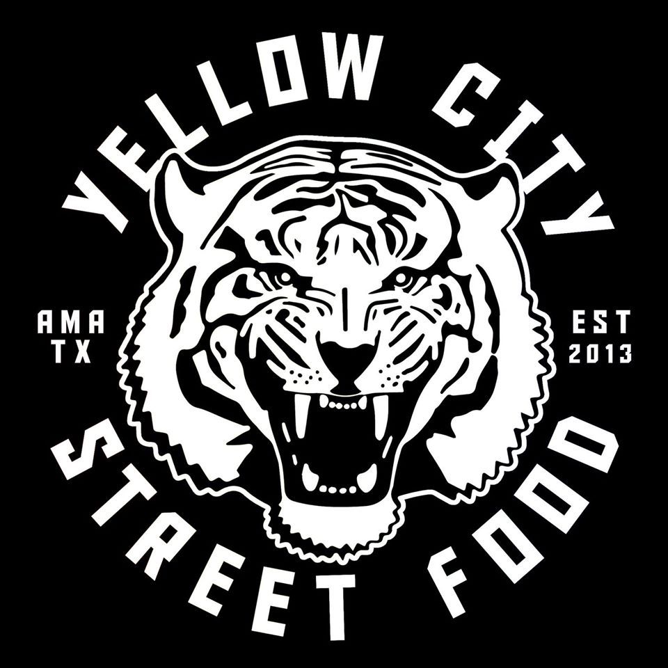 Yellow City Street Food