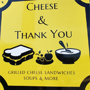 Cheese & Thank You
