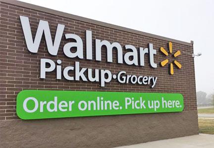 Walmart Pickup Talladega