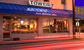 Tower 7 Baja Mexican Grill
