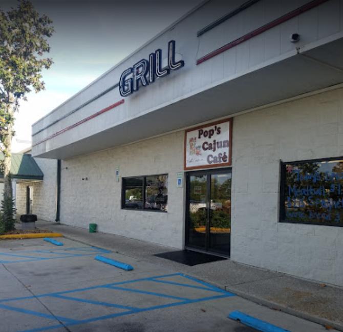 Pop's Cajun Cafe - Non Partnered