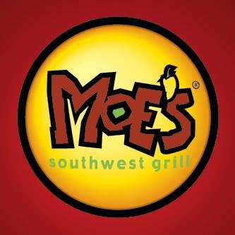 Moe's Southwest Grill.