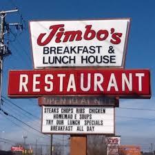 Jimbo's Breakfast & Lunch