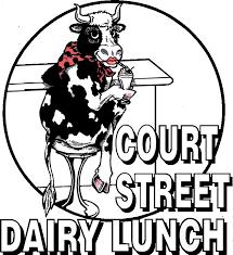 Court Street Dairy Lunch
