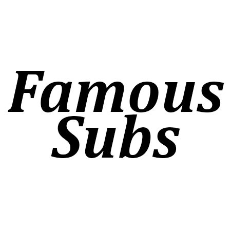 Famous Subs
