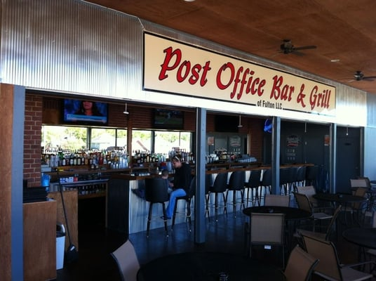 Post Office Bar And Grill