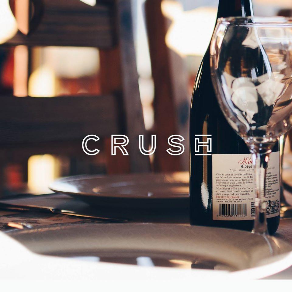 Crush Wine Bar on Polk