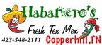 Habanero's Copperhill