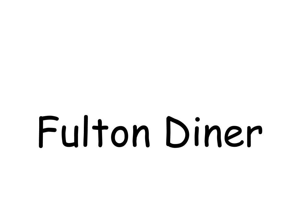 Fulton Diner