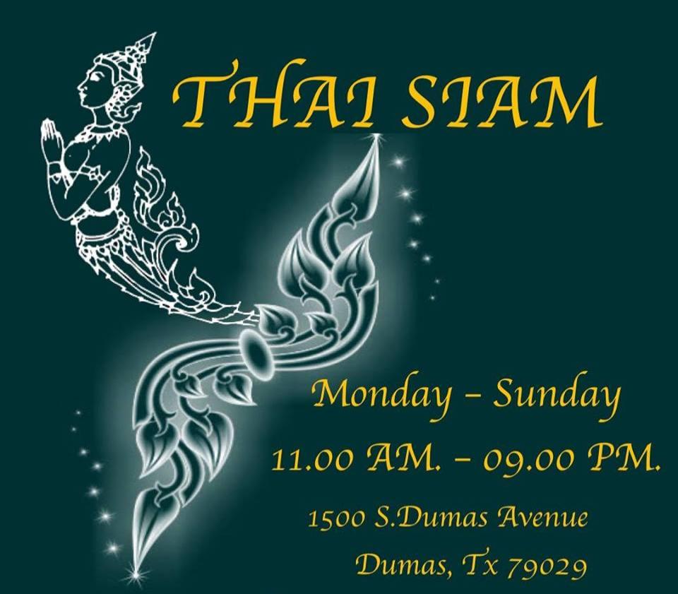Thai Siam in Dumas