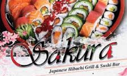 Sakura Hibachi & Sushi