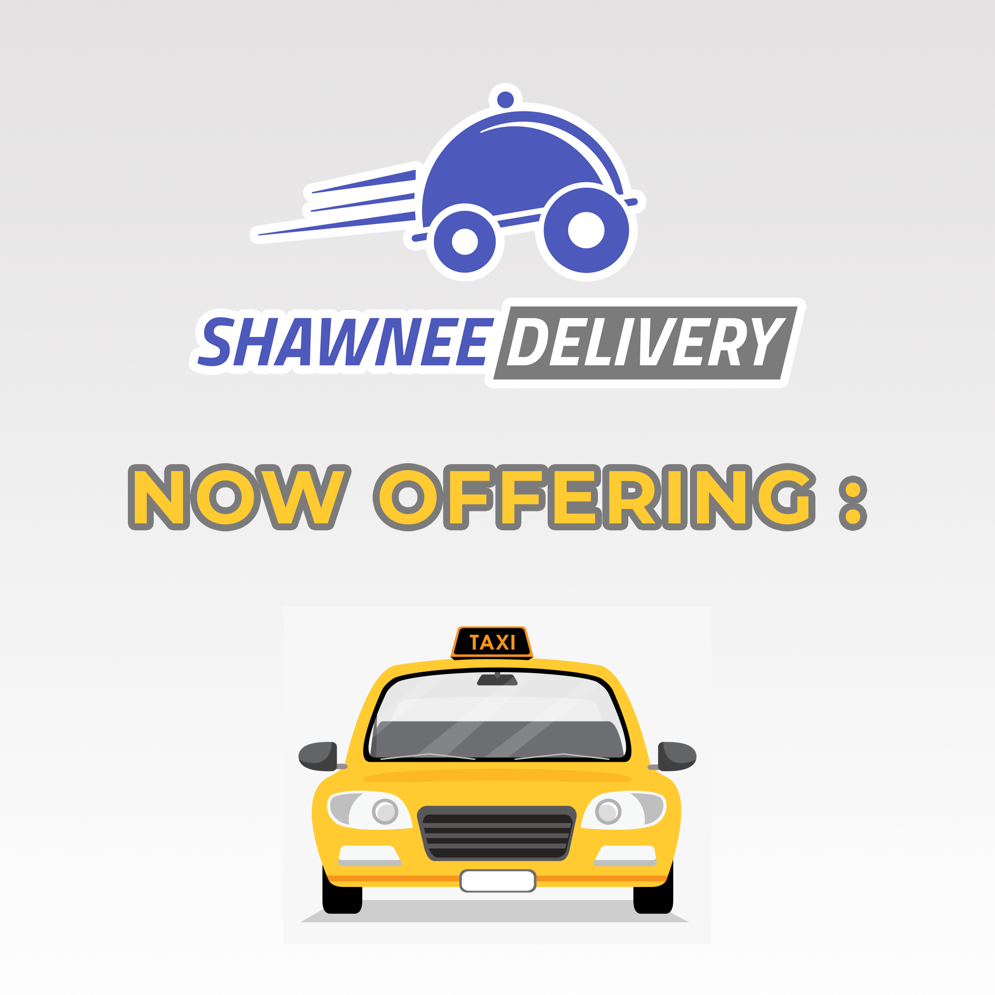 Buy a Ride - TAXI (Shawnee)