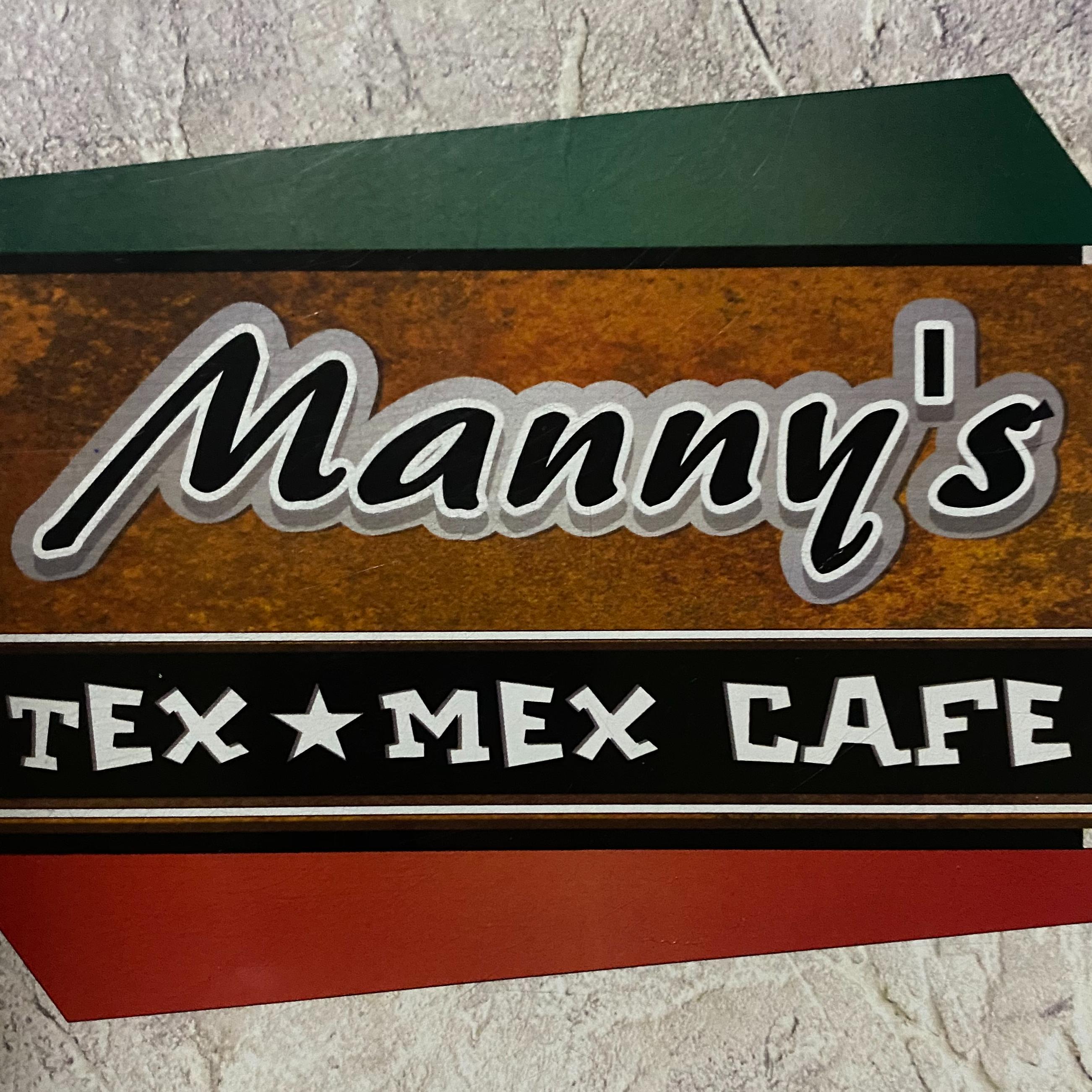 Manny's Tex★Mex Cafe