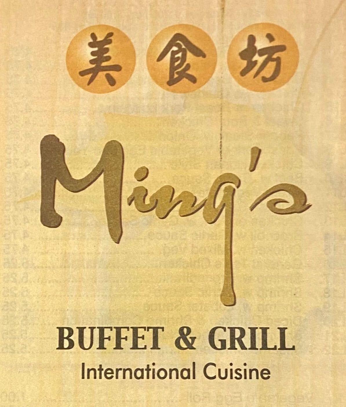 Ming's Chinese