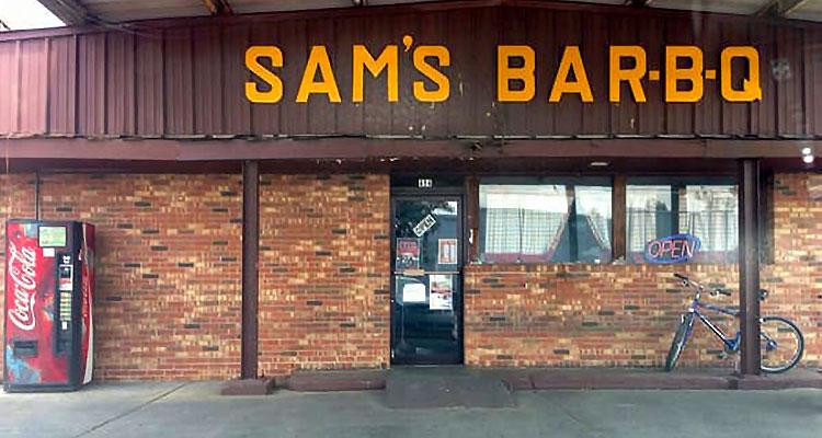 Sam's Carryout BBQ