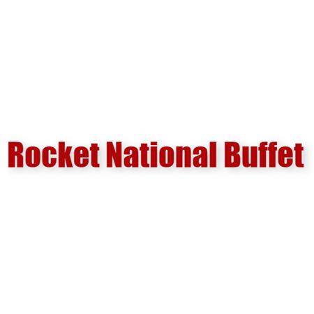 Rocket National Buffet