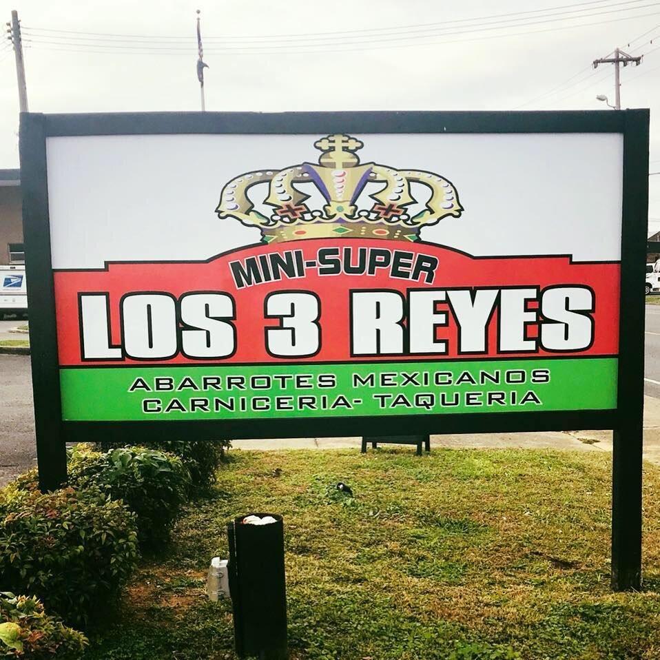 Mini Super Los Tres Reyes