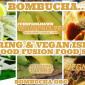 Bombucha - Vegan Island Soul Food
