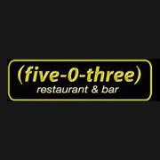 Five-O-Three Restaurant & Bar