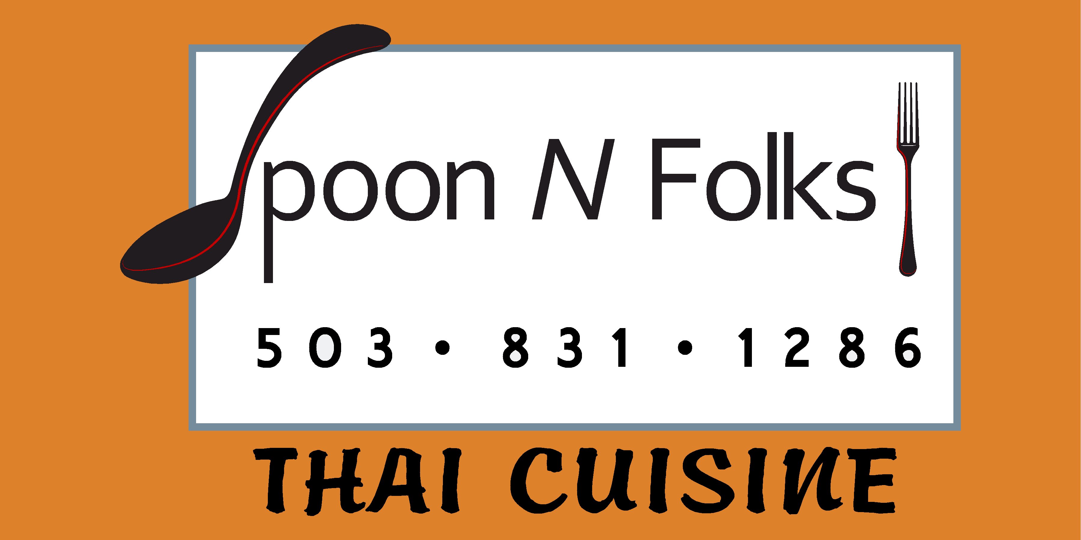 Spoon N Folks Thai Cuisine - Dallas