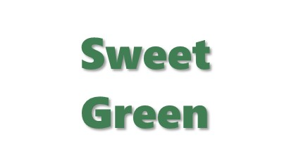 SWEET GREEN MOSAIC