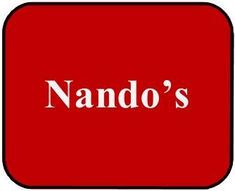 NANDO'S GAITHERSBURG