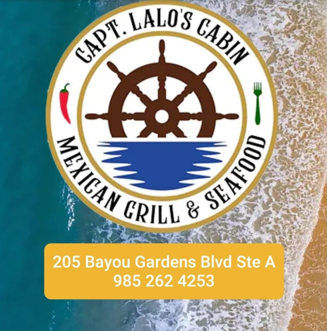 Capt Lalo's Cabin Mexican Grill & Seafood - Non Pa