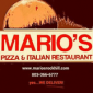 Mario's Pizza - Rock Hill