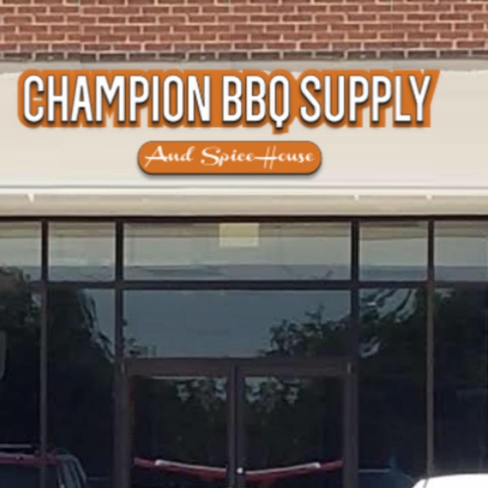 Champion BBQ Supply