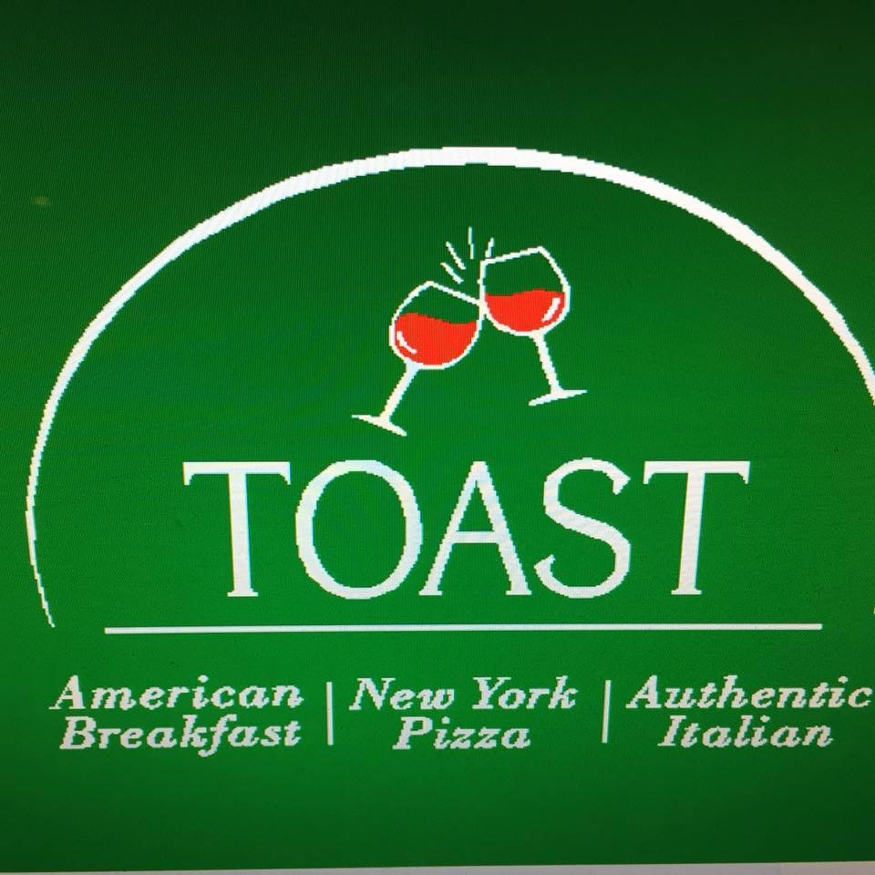 "Toast Cafe ~ $15 XL 18"" Cheese Special!"